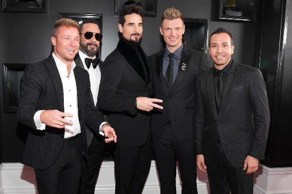 Backstreet Boys emprenden viaje a México para iniciar gira