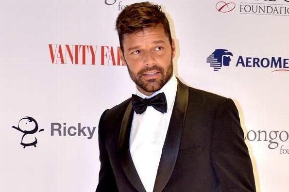 Ricky Martin revela al mundo el rostro de su hijo Renn (+fotos)