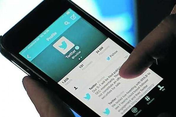 Twitter probará alarma de contenido ofensivo en iOS