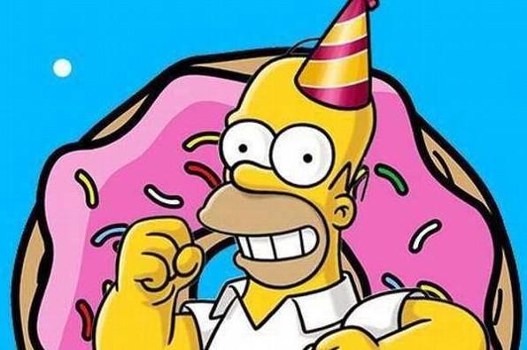 Homero Simpson cumple 64 años y se convierte en tendencia
