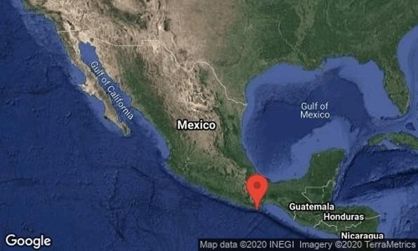 ¡Tiembla en Veracruz!