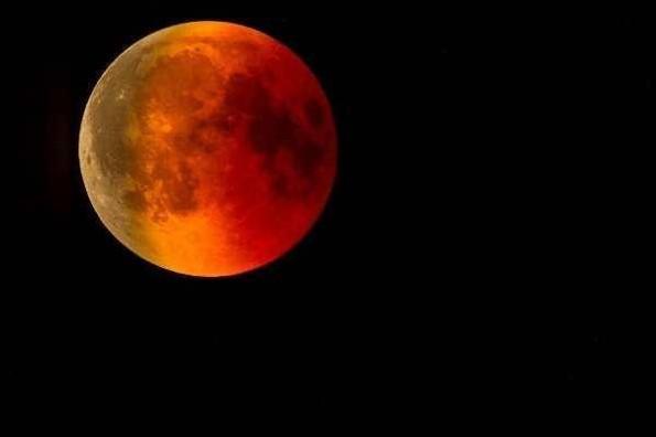 ¿A qué hora y cómo ver el eclipse de