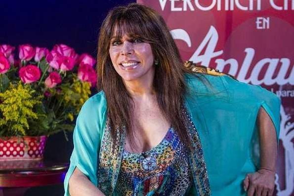 Regresa Verónica Castro a la pantalla grande y amadrina a su hijo Michelle