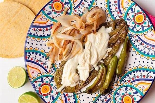 Receta de hoy: Huarache de nopal