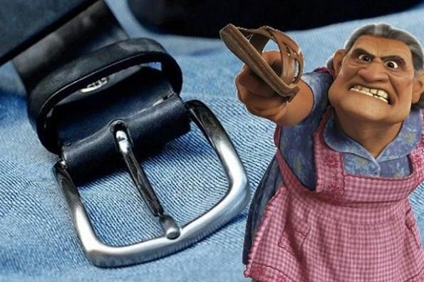 Prohibido corregir a niños con chanclazos, cinturonazos, pellizcos y
