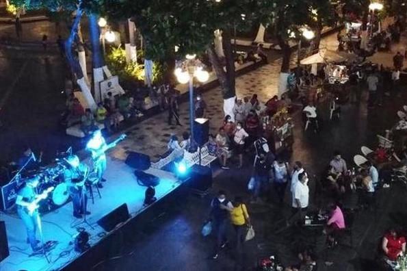 Este fin de semana rock y salsa en avenida Independencia y Zócalo; checa horarios