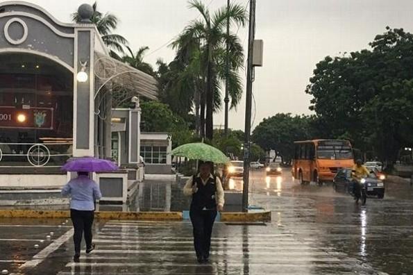 Hoy en Veracruz habrá lluvias y norte con rachas de hasta 110 km/hora