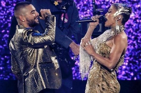 Jennifer Lopez y Maluma estrenan