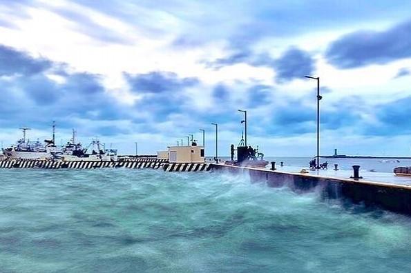 Continuará el día fresco y los vientos del norte en Veracruz