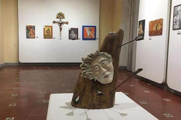 Exposición de San Sebastián Mártir puede ser visitada en el Museo de Veracruz (+fotos)