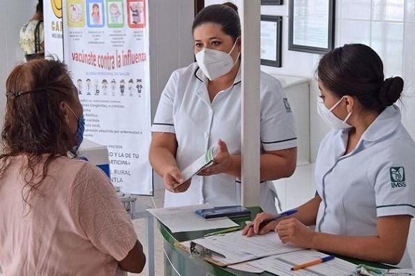 Reiteran invitación a vacunarse contra influenza estacional