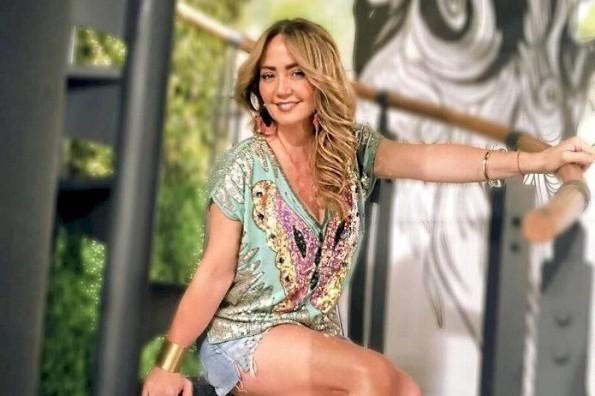 """Ella es la conductora que ocupará el lugar de Andrea Legarreta en """"Hoy"""""""
