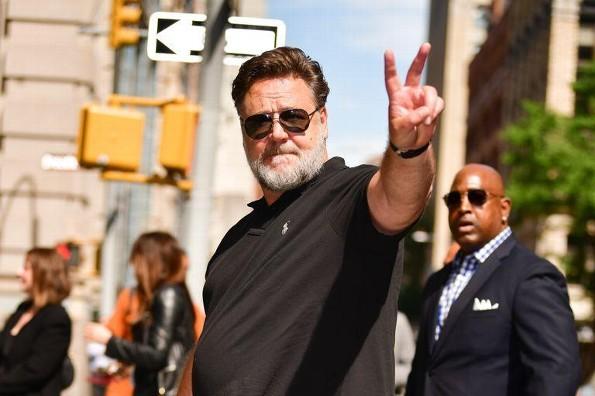¡Feliz cumpleaños Russell Crowe!