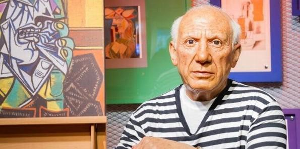 Recordamos al gran Pablo Picasso, ¡el genio! a 48 años de su muerte