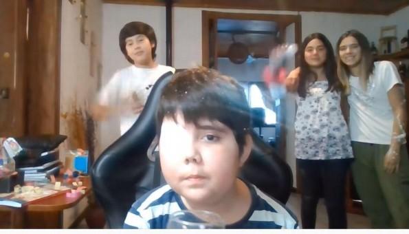 El sueño de un niño con cáncer de ser youtuber que inspiró a muchos (+video)