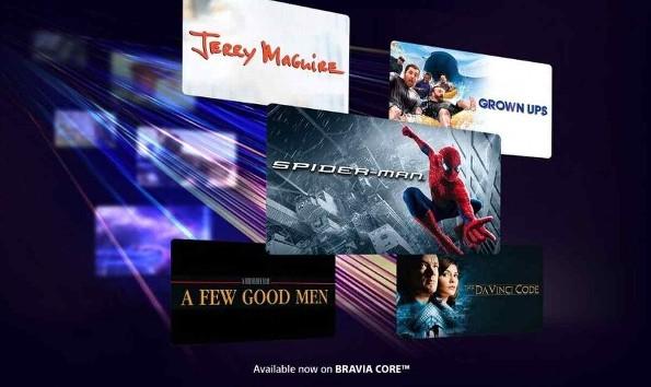 Sony prepara servicio de streaming HD en sus nuevos modelos de pantalla