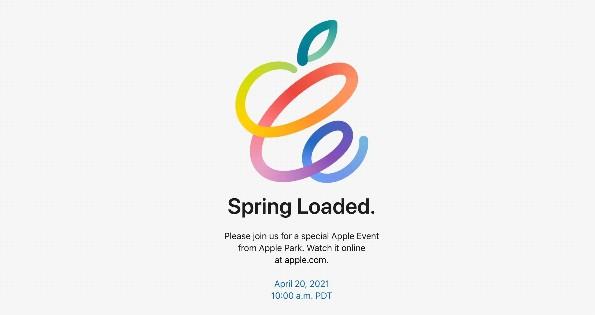 Anuncia Apple evento para el 20 abril; presentaría mejoras de sus iPads