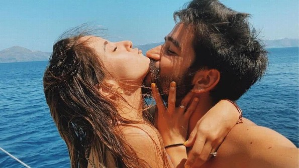 Se filtra foto íntima de Camilo y Evaluna
