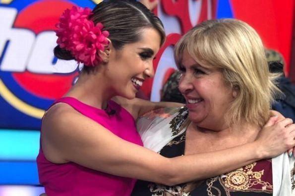 Andrea Escalona rompe en llanto al recordar a su mamá Magda Rodríguez (+video)