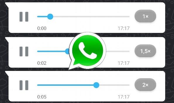 ¿Tus amigos mandan audios largos? ¡Esto te interesa!