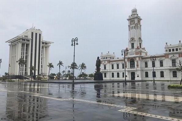 Pronostican más lluvias para Veracruz/Boca del Río