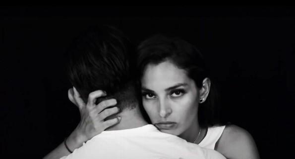 Erika Cano participa en sensual videoclip