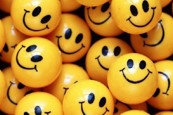 Receta para ser feliz