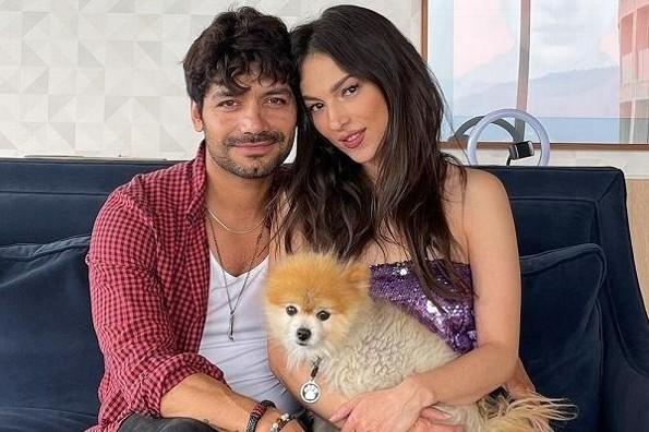 Paty Cantú y el actor Christian Vázquez confirman romance (+fotos)