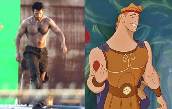 Hanry Cavil, ¿El nuevo Hércules?