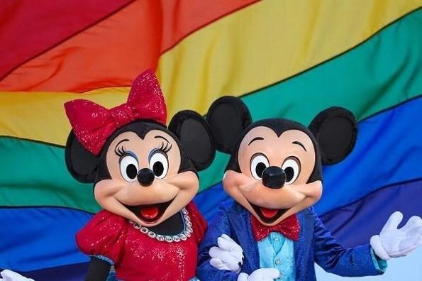 Disney se une a los festejos del mes del orgullo LGBTQ+