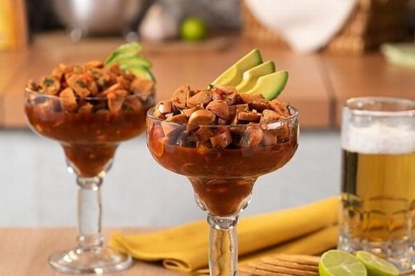 Receta de hoy: Coctel de salchichas a la mexicana