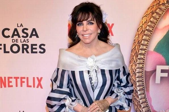 Verónica Castro podría participar en la bioserie de