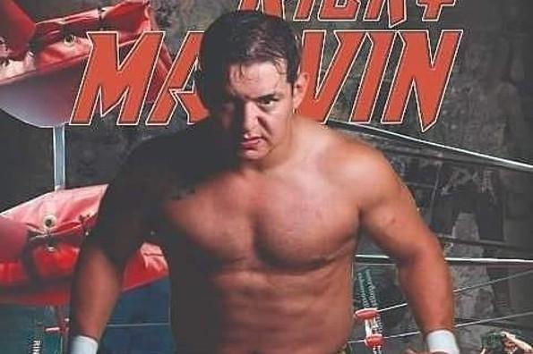 Ricky Marvin, luchador internacional de la colonia Hidalgo en Veracruz para el mundo
