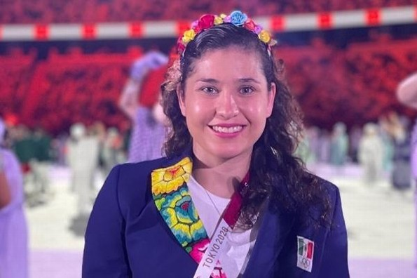Veracruzana buscará medalla en Juegos Olímpicos de Tokio