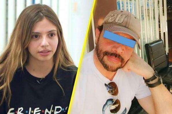 ¡Por fin! Daniela Parra visita a su padre Héctor N en prisión (+video)